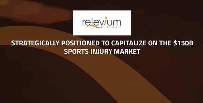 Relevium Technologies Inc. (TSXV:RLV)