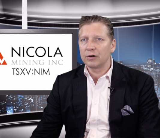 Nicola Mining (CVE:NIM)